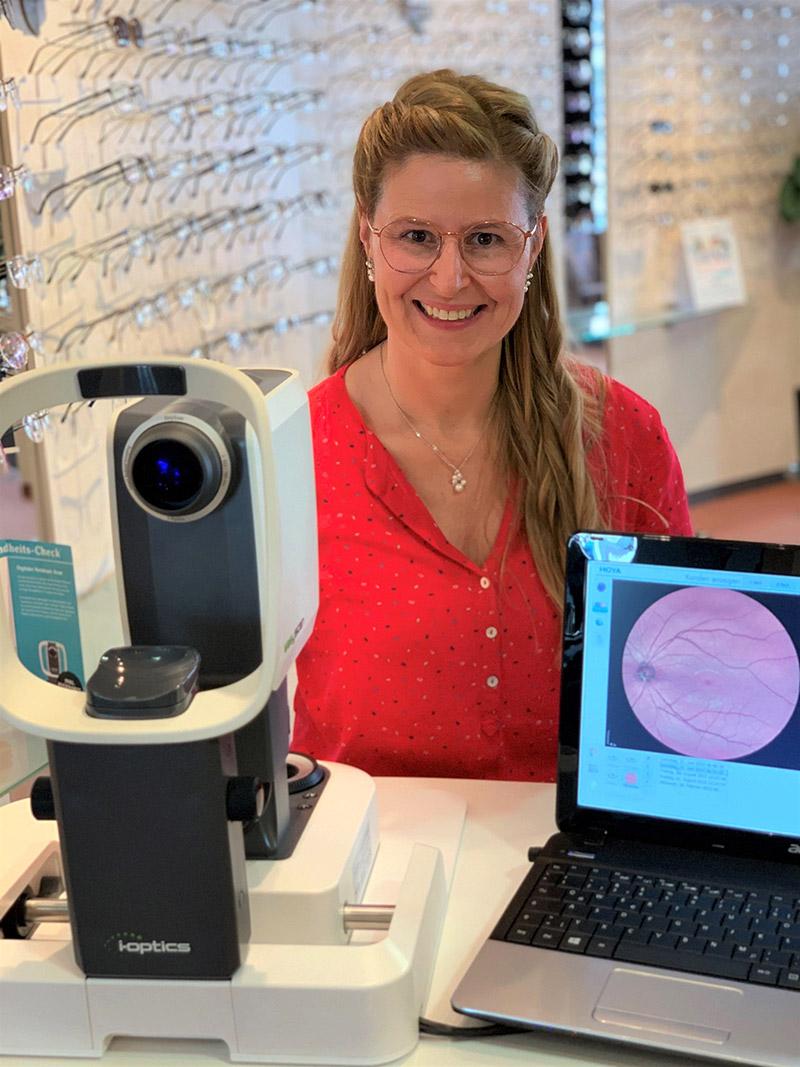 Augengesundheit - Check