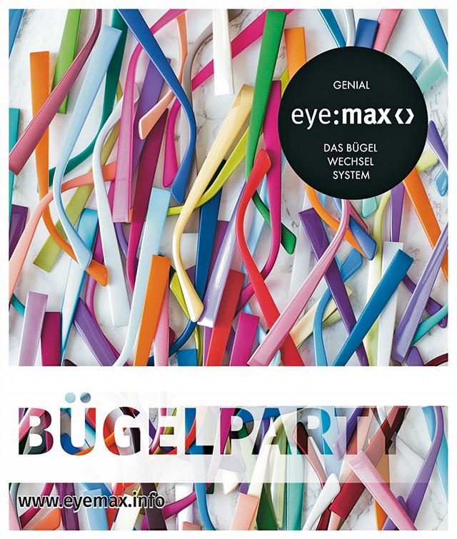 eye:max Bügelparty